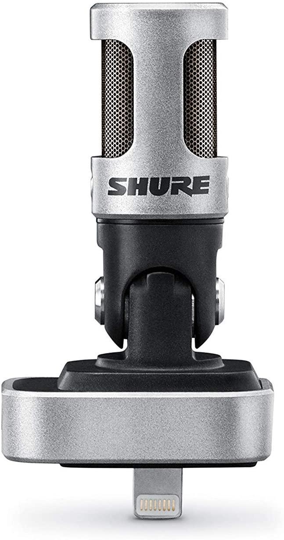 Shure MV88 Condenser Microphone