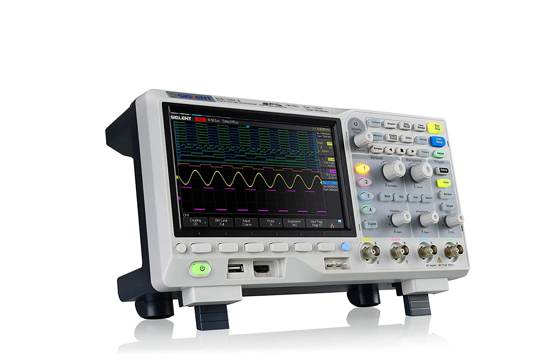 Siglent 100MHz SDS1104X-E Digital Oscilloscope