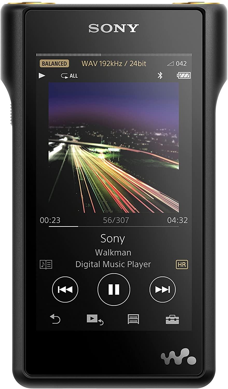 Sony NW-WM1A 128GB Premium Walkman - Digital Music Player with Hi-Res Audio