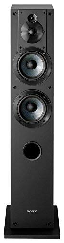Sony SSCS3 3-Way Bookshelf Speaker