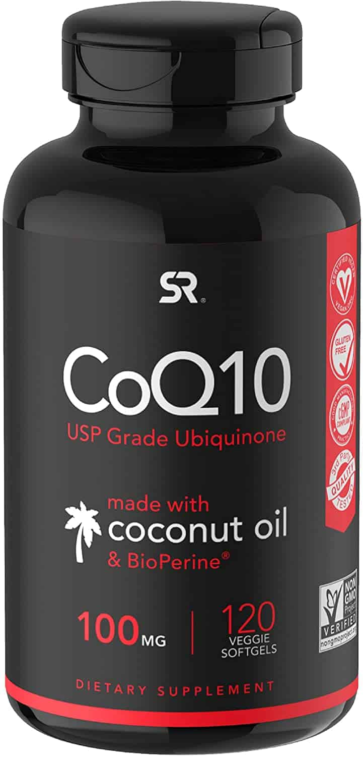 Sports Research CoQ10 Supplements