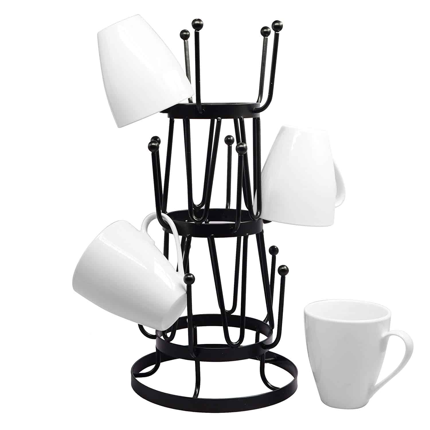 Stylish Mug Tree Holder