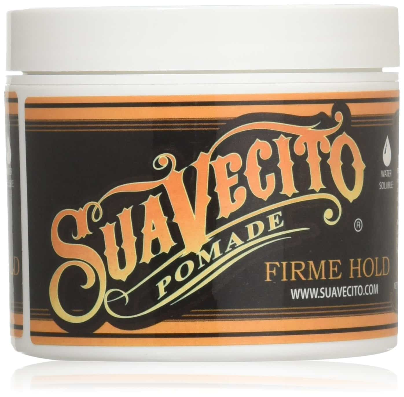 Suavecito Pomade Firme (Strong) Hold