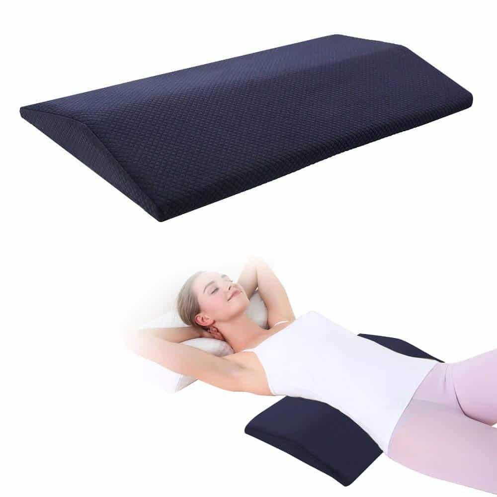 Sunnors Lumbar Support Back Cushion Pillow