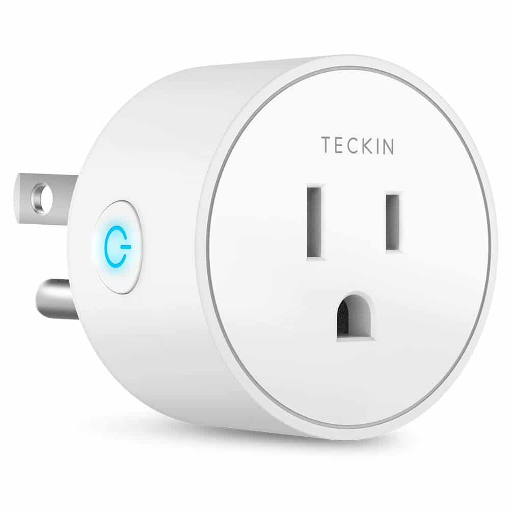 T. TECKIN Smart Plug Mini Outlet
