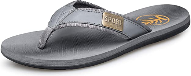 TIANYUQI Men's Beach Sandals