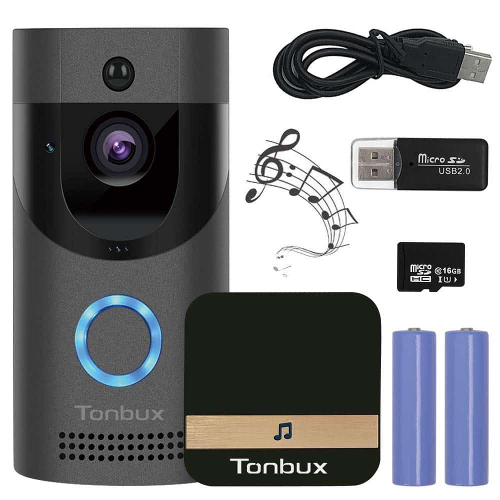 TONBUX Smart Video Doorbell