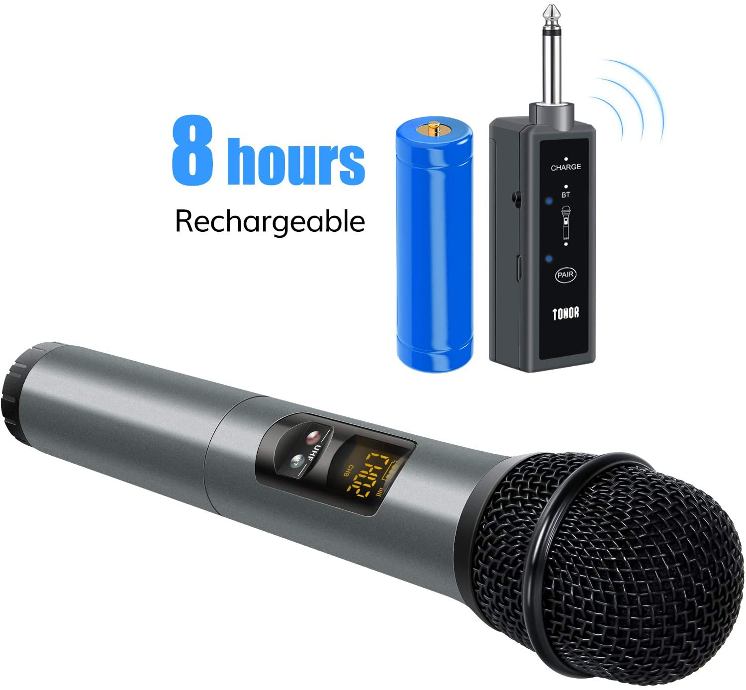TONOR Wireless Microphone