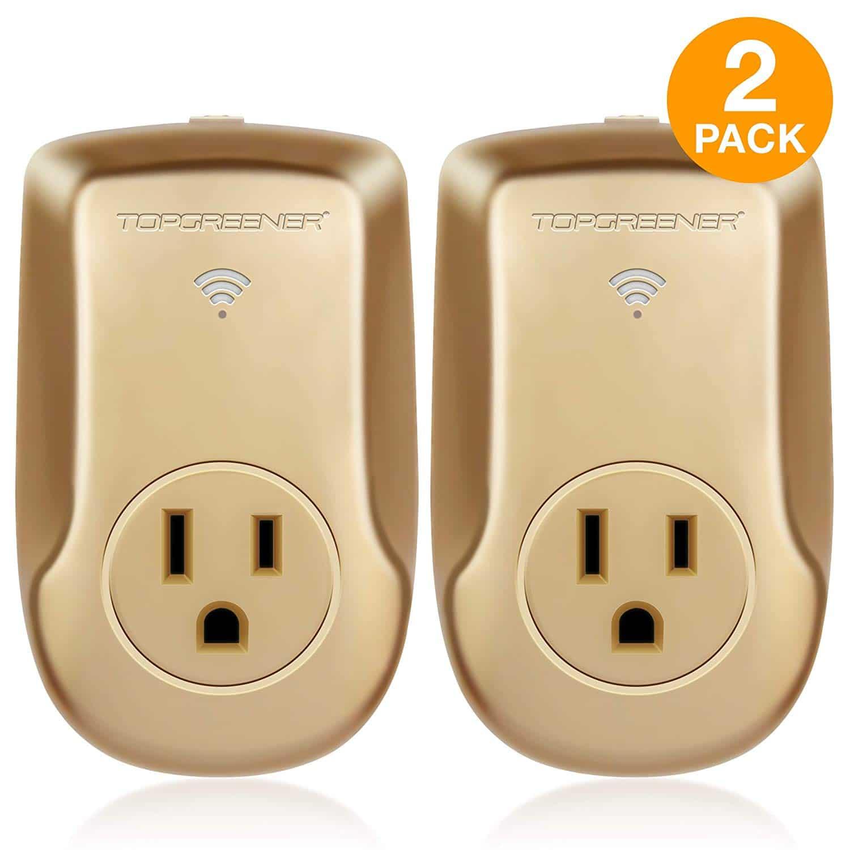 TOPGREENER Smart WIFI Plug