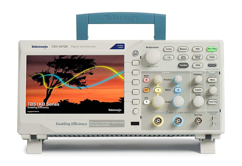 Tektronix 70 MHz TBS1072B Digital Oscilloscope