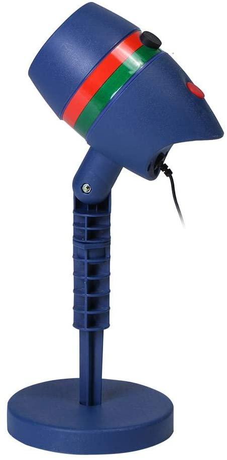 Telebrands Motion Laser Lights Star Projector