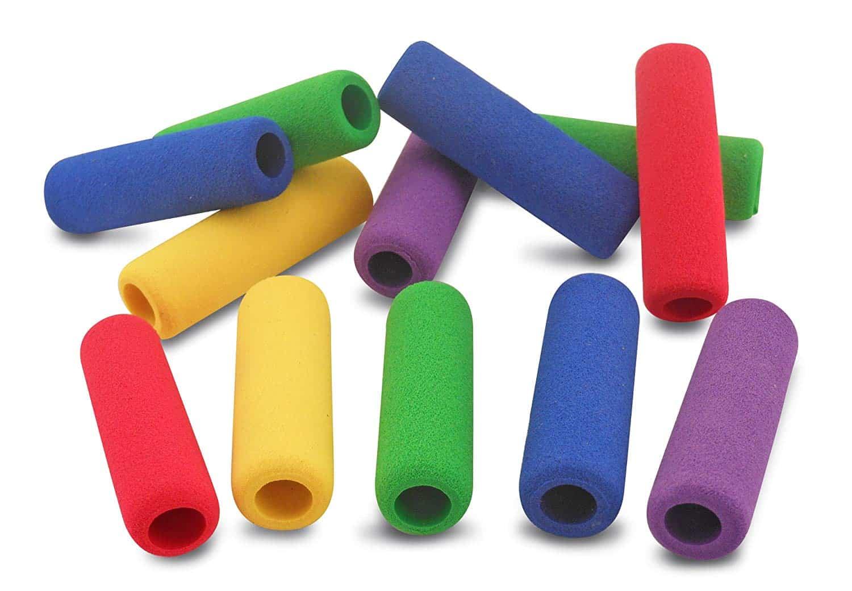 The Classics 12-Pack Soft Foam Pencil Grips
