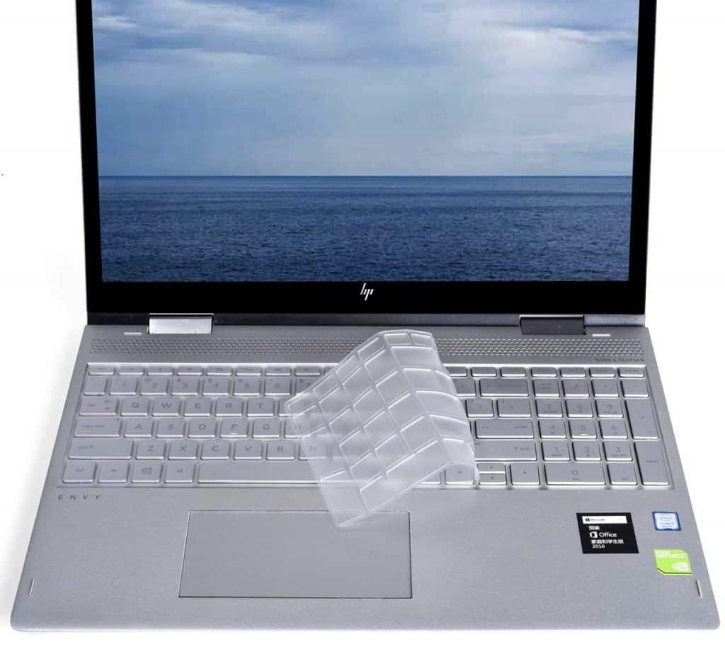 Ultra-Thin High-Grade TPU Clear Keyboard Cover