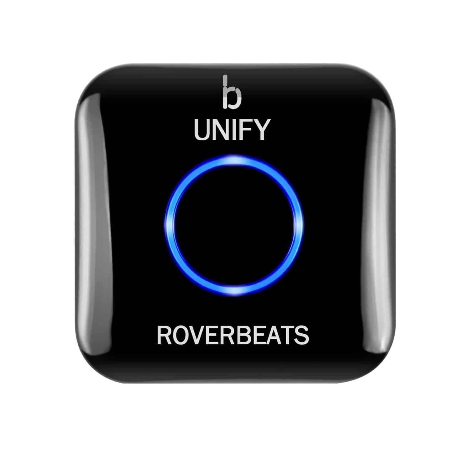 Unify Roverbeats Bluetooth Audio Receiver by Etekcity