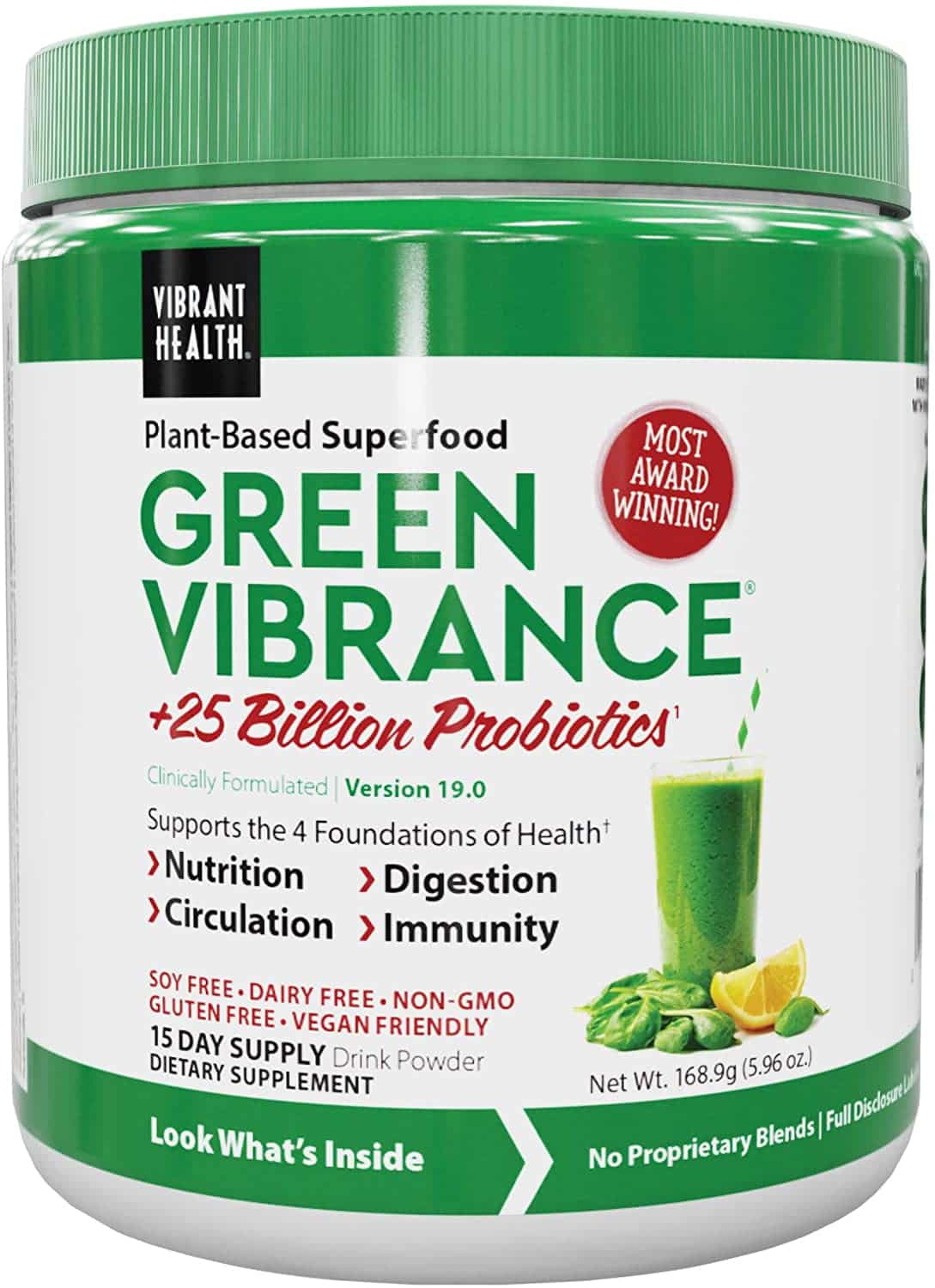 Vibrant Health Probiotic Supplements