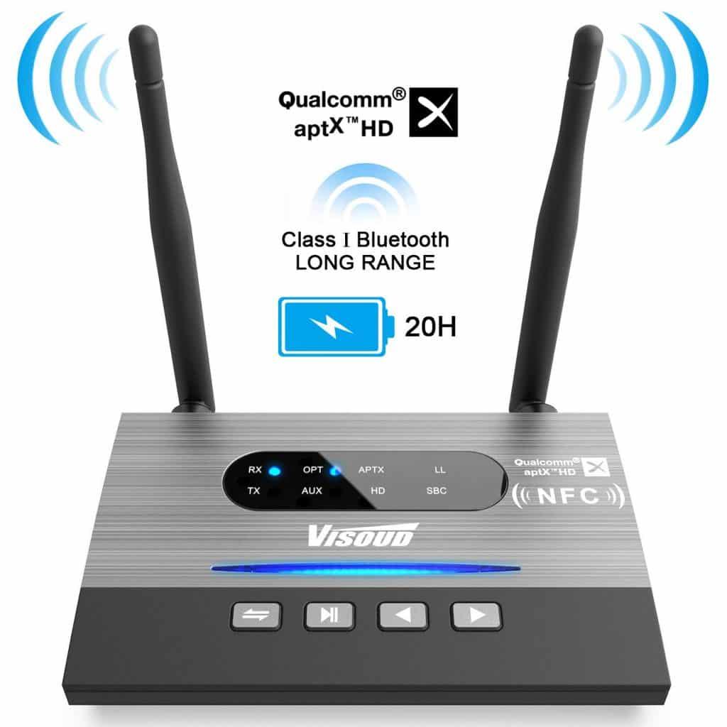 Visound Long Range Bluetooth Transmitter and Receiver