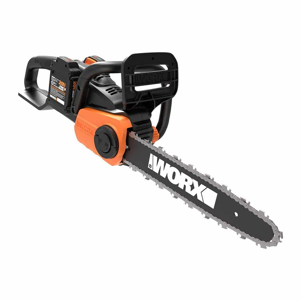 WORX WG384 40V Power Share 14-inch Cordless Chainsaw