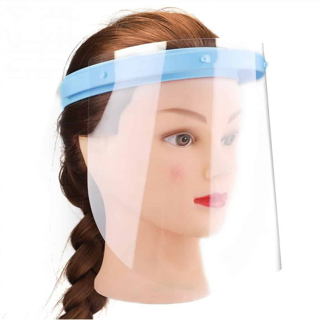 Wecando Anti-fog Adjustable Dental Face Shield