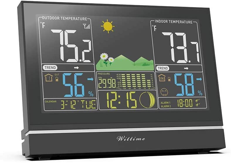 Wittime 2076 Home Weather Station