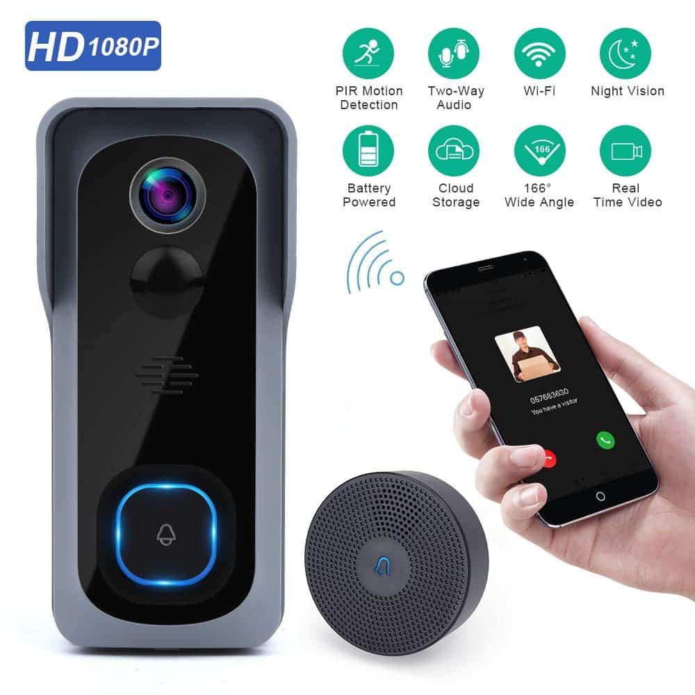Wsdcam Doorbell Camera