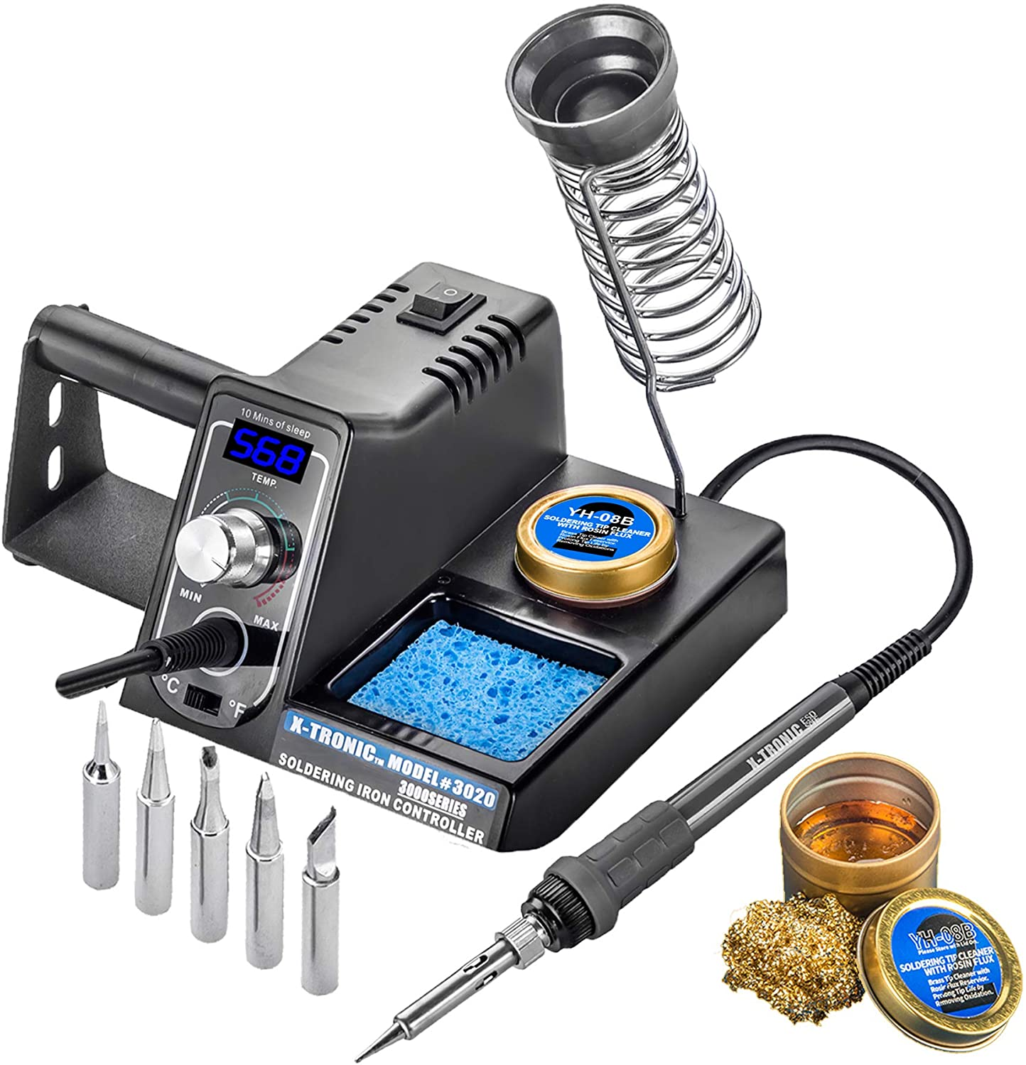 X-Tronic #3020 Soldering Station