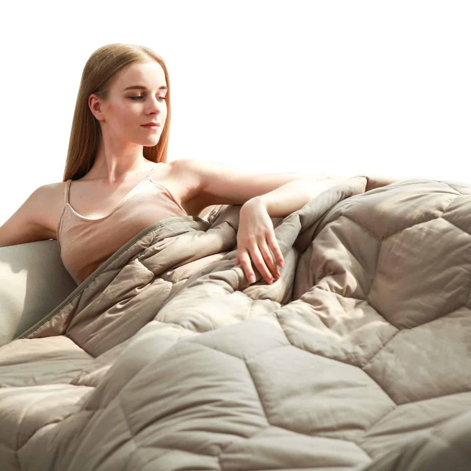 YEMYHOM Weighted Blanket