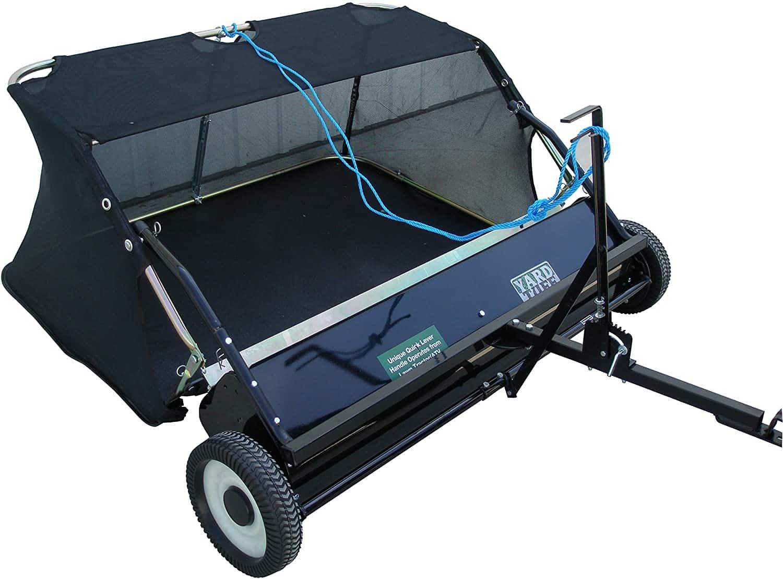 Yard Tuff QA YTF-38STQA Lawn Sweeper