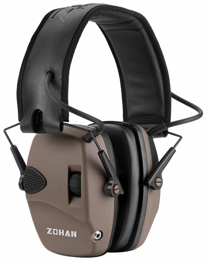 ZOHAN EM054 Electronic Ear Protection