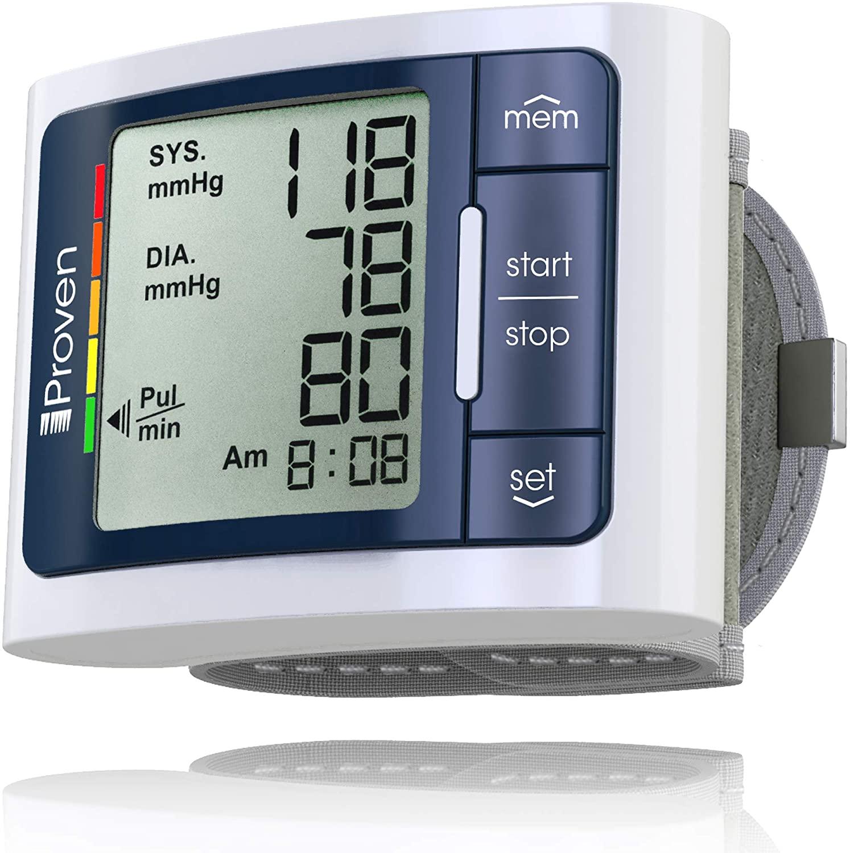 iProvèn Wrist Blood Pressure Monitor
