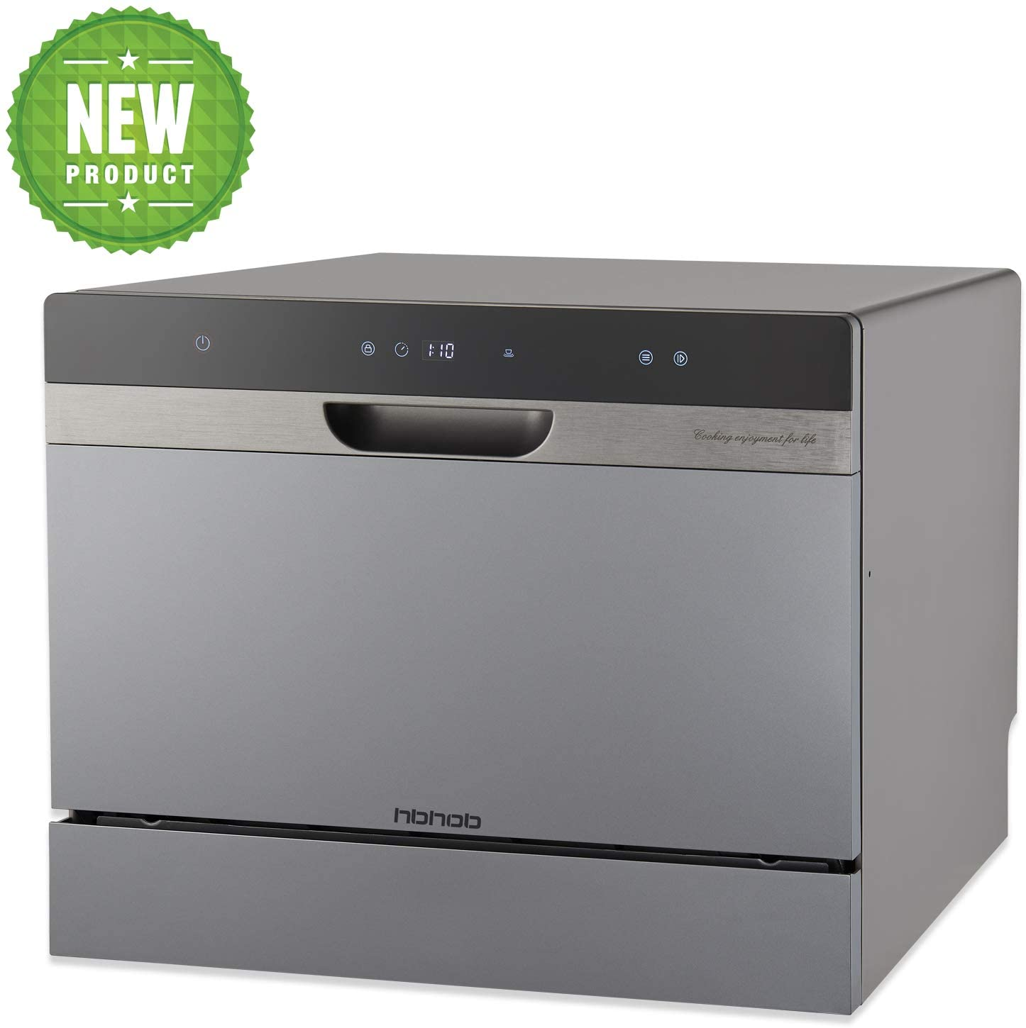 HBHOB Countertop Dishwasher