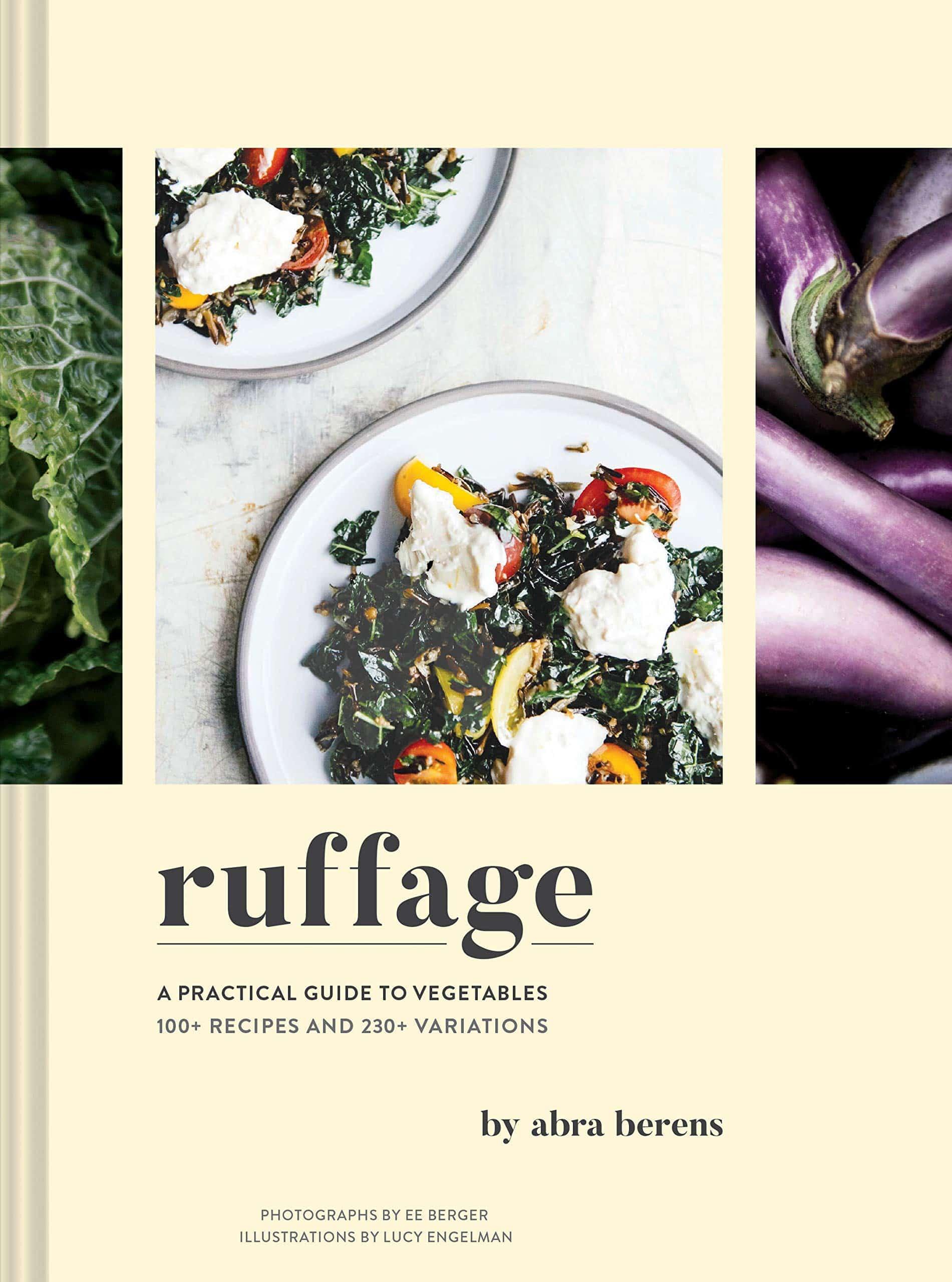 Ruffage Vegetable Cookbook