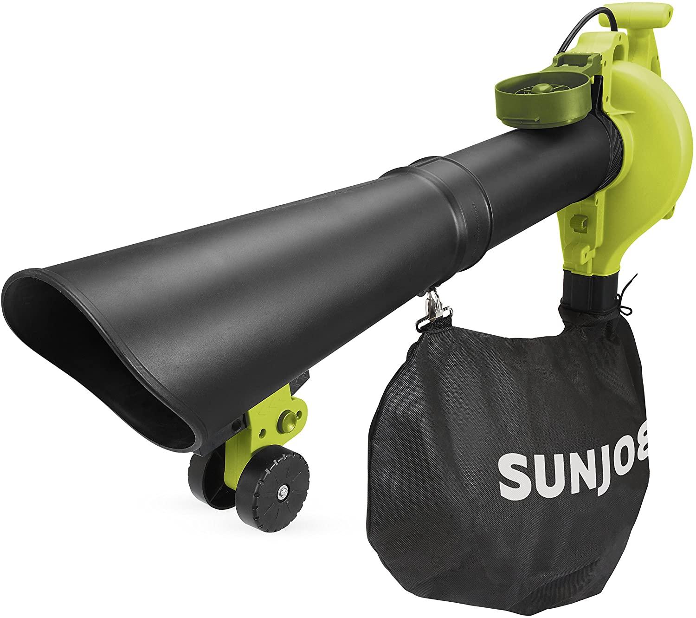 Sun Joe SBJ606E-GA-SJG Electric Mulcher